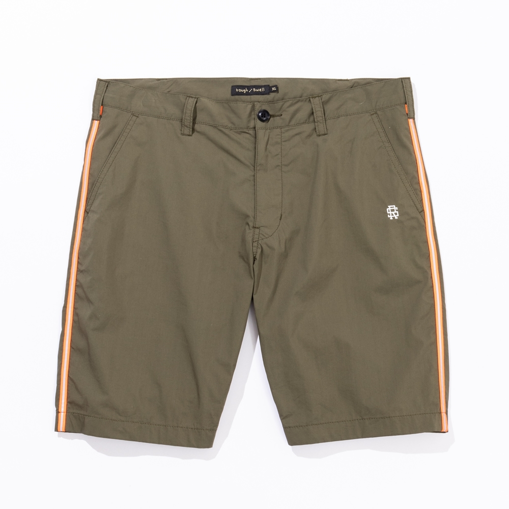 rough & swell REFRECTION SHORTS オリーブ