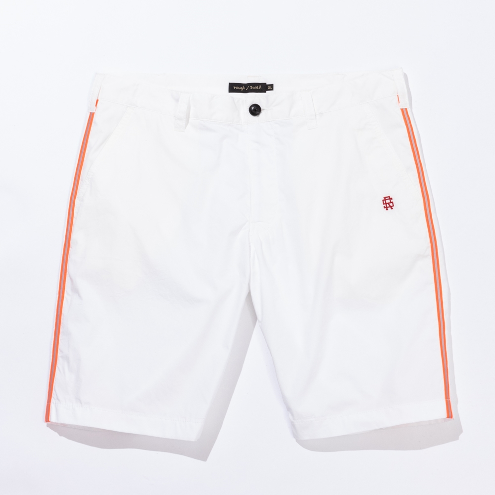 rough & swell REFRECTION SHORTS ホワイト