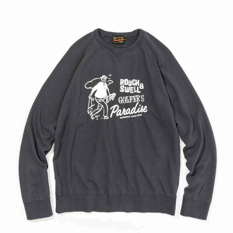 rough & swell PARADISE SWEAT